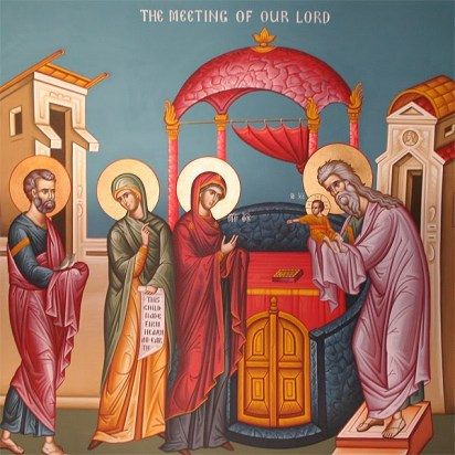 Image result for encounter of jesus icon