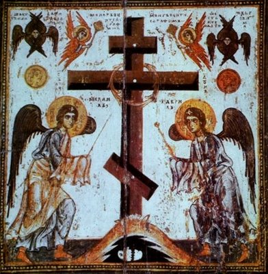 Abbey Roads: The Exaltation of the Holy Cross