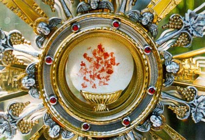 Y CATHOLIC: THE EUCHARIST