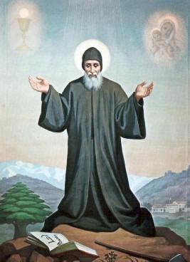 AtonementOnline: St. Sharbel Makhluf