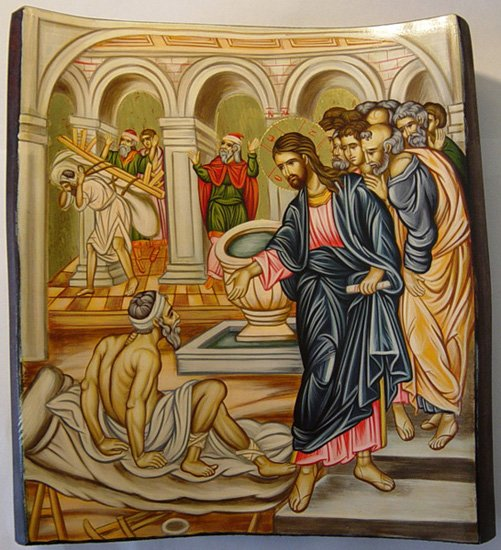 Divine Mercy Apostolate: The Healing of a Paralytic [February 19, 2012]